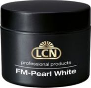 LCN FM-Pearl White French Gel