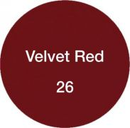 alessandro STRIPLAC 26 Velvet Red