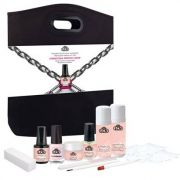 LCN Natural Nail Boost Gel Set Clear