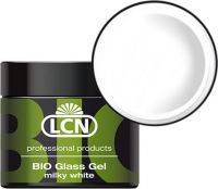 LCN Bio Glass Gel milky white