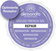 alessandro French Gel Repair White