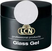 LCN Glass Gel, white wedding