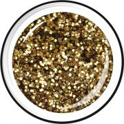 LCN Glitter Gel light gold, 20615-1